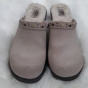 UGG Slip On Clogs